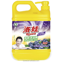 Formulation dishwashing liquid