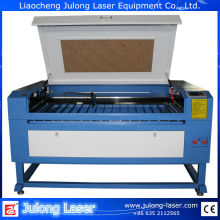 id card laser engraving machine, silicon rubber sheet leather engraving cutting machine for sale 1390