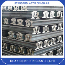 Heavy Steel Rail/ Heavy Duty Steel Crane Rail for Railway
