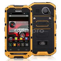 Discovery V6 MTK6572 Dual Core 4Inch Android 4.2 IP68 Waterproof Shockproof Smartphone