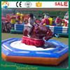 Outdoor Games With Inflatable Rodeo Bull