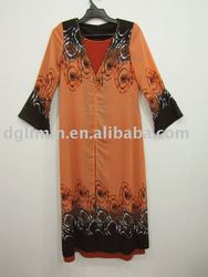 Arabic robe fashion abaya jibab