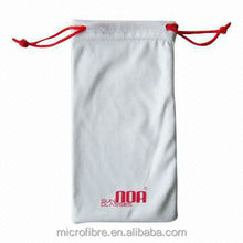 Microfiber Custom Lens Cloth Camera Cleaning Pouch
