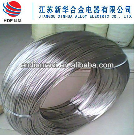 precision alloy Fe-Ni36 Invar 36 Wire