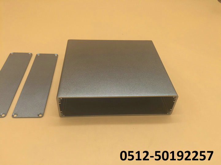 zk-6039 / 36*140*130mm aluminum shell large metal box power enclosure controller case junction box
