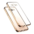 For Samsung S8 Plating TPU Case for Samsung Galaxy S8 Plus Electroplating Case