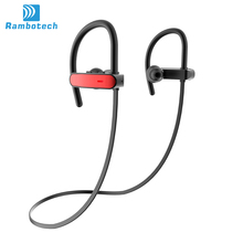 Cheap Bone Conduction IPX7 Waterproof Bluetooth 4.1 Wireless Headphone /Micro Earpiece RU10