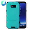 2 in 1 Hybrid Slim Shock Proof Plastic Case Cover For samsung s8 s8 plus s9 s9 plus