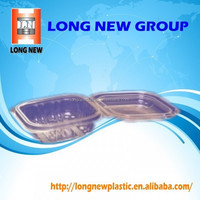 E Cheap small plastic containers and packaging pvc blister