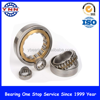 Single row cylindrical roller bearing with precision grade