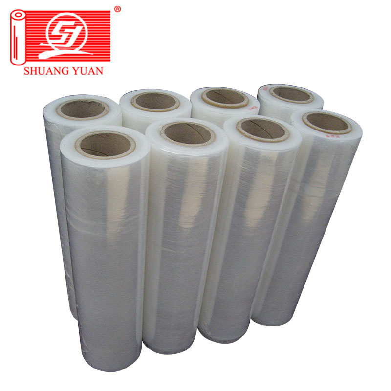 good quality tedlar stretch film 30mic teldar wrapping panel film