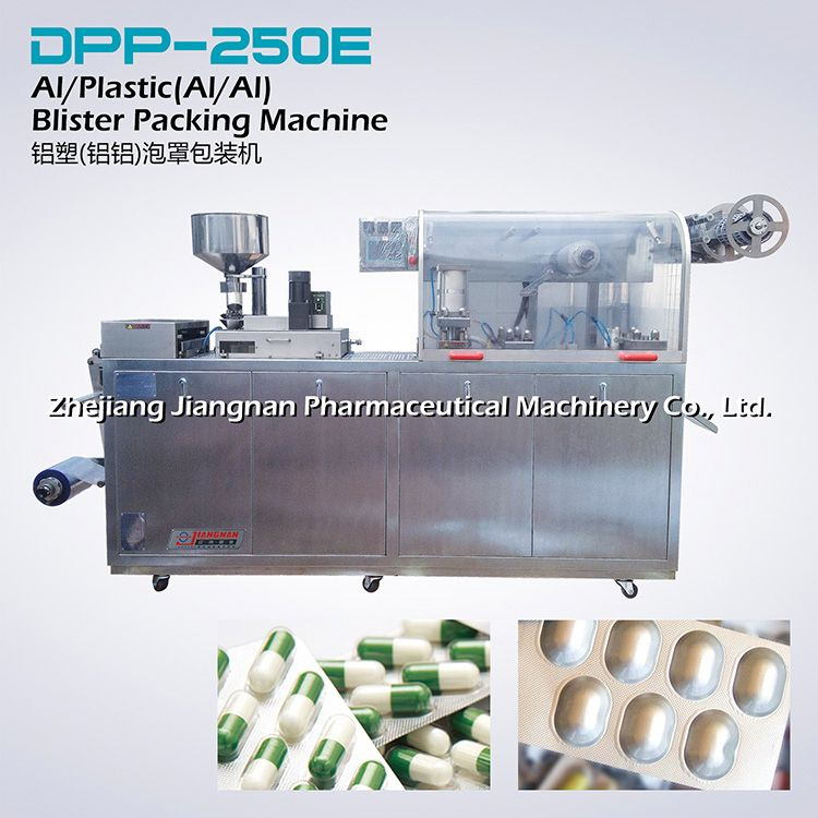 Made in China Tablet Blister Packaging Machine