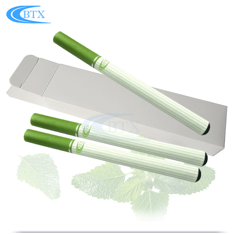 New mod e cig one time use e-cigarettes soft tip disposable e cigarette