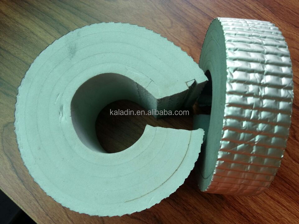 PE foam thermal insulation duct /Drain Line Pipe heat Insulation material