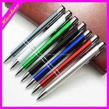 Promotional metal twist-action ballpen wholesale metal ballpoint pen for promotional gifts