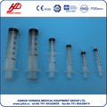 Disposable 2ml 3ml 5ml 10ml 20ml 50ml 60ml 100ml Lure lock Syringe
