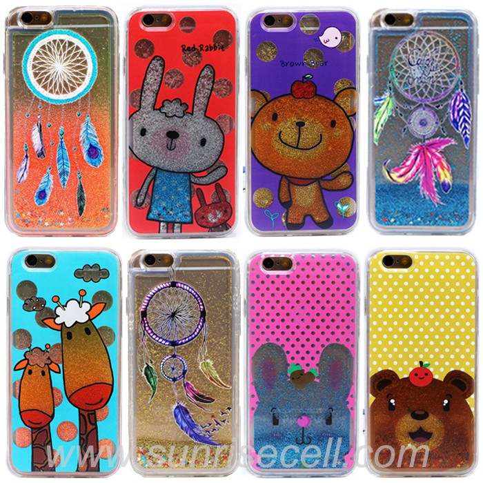 Guangzhou Wholesale Cell Phone Accessory,PC Case For Iphone 6