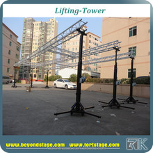 line array lift 250kg speaker crank stand
