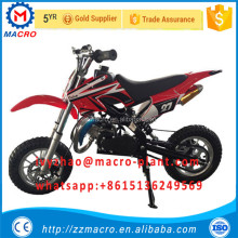 factory direct sale mini motorbicycle 49cc mini kids dirt bike