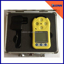 2015 portable handheld toxic gas detector multi gas analyzer S02 C0 02