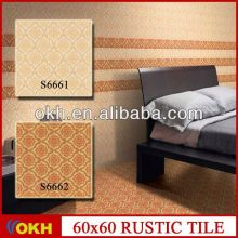 Tufted carpet tiles