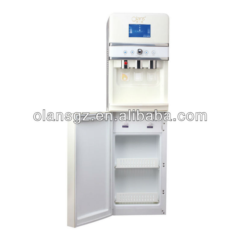Standing water drinking machine Hot and Cold Water Dispenser with RO System