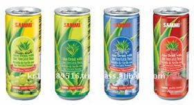 Sammi Aloe vera Fruit juice beverage
