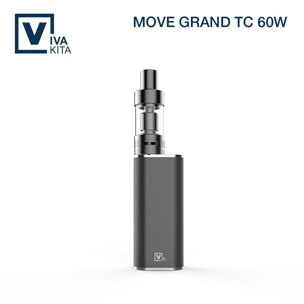 Wholesale price VIVAKITA 60w temp control epipe box mod battery e-pipe e-cigarette
