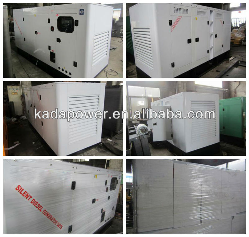 Air Compressor Genset