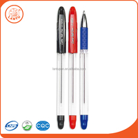 Lantu 2016 Wholesale Cheap Promotional Plastic Ball Point Pen For Office And School Supplies