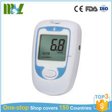 Customizable home use electronic blood glucometer / glucose meter(MSLGC04F)