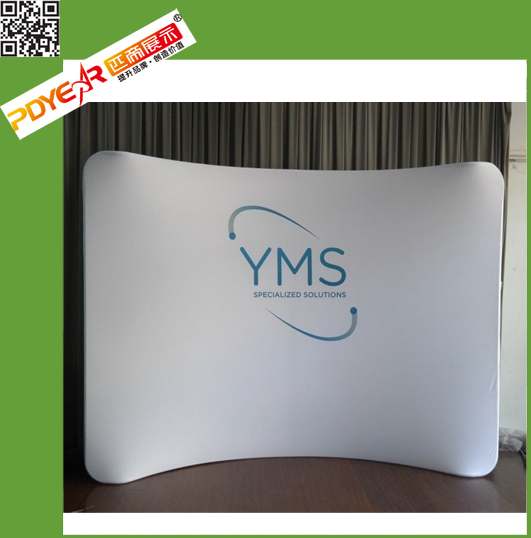 Wholesale china custom tension stretch fabric display
