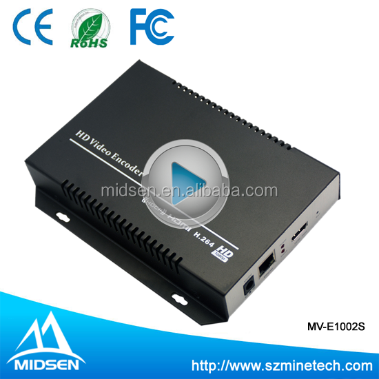 H 264 H265 video hardware for IPTV,OTT TV BOX Live Stream Broadcast no tracking stb tv box video transmitter ip encoder