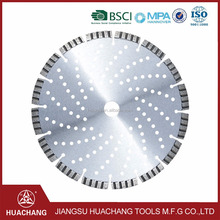 Jiangsu Huachang Manufacturer wall saw diamond saw blade granite