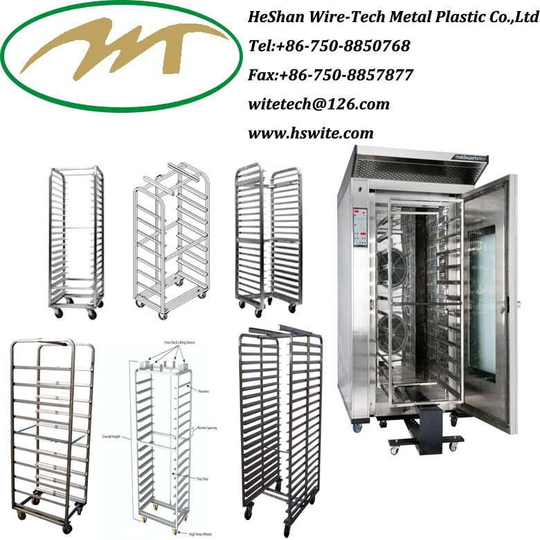 Commercial electrical Oven Trolly