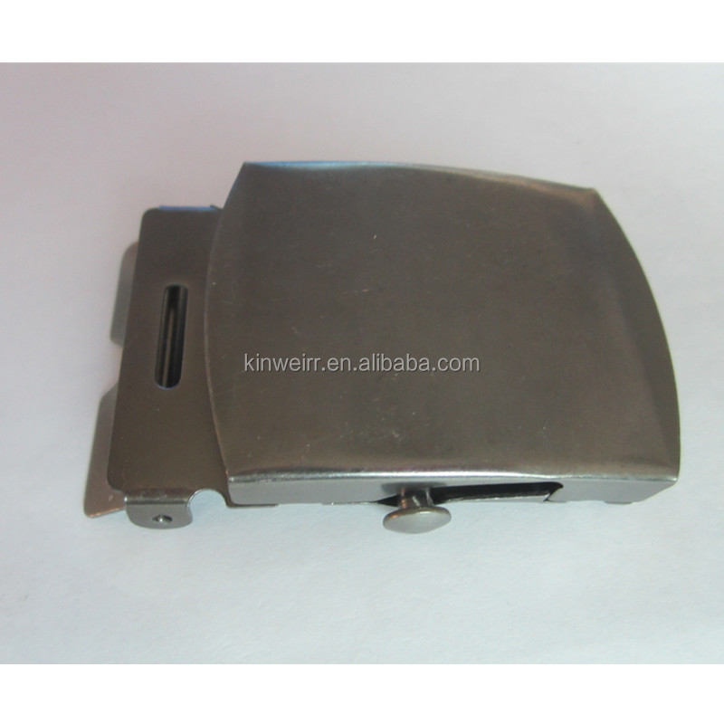Custom adjustable military metal belt buckle from china manufacturers