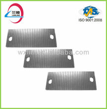 Railway sleepers rubber pad