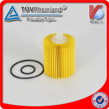 Hot sale CROWN COROLLA Series TOYOTA auto oil filter