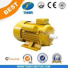 Electric Fan Motor two capacitor type good quality