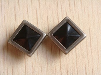 Square Metal Rivet For Garment( OEKO-TEX)