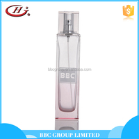 BBC Texture Series - TT016 Lovely long lasting pink glass bottles natural pretty lady perfume