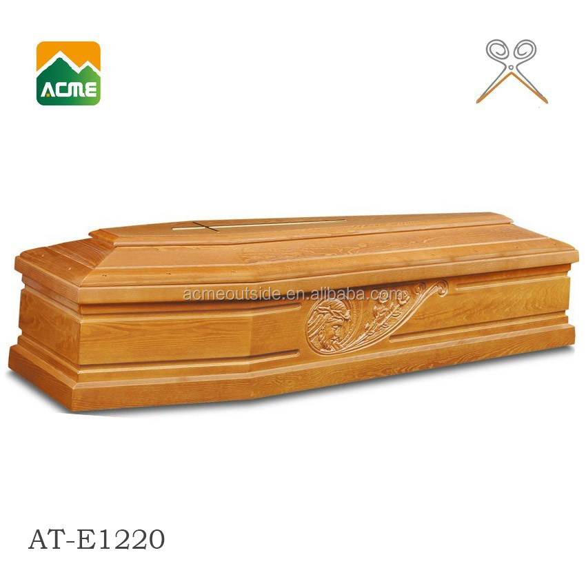 AT-E1220 wholesale good quality germany coffin
