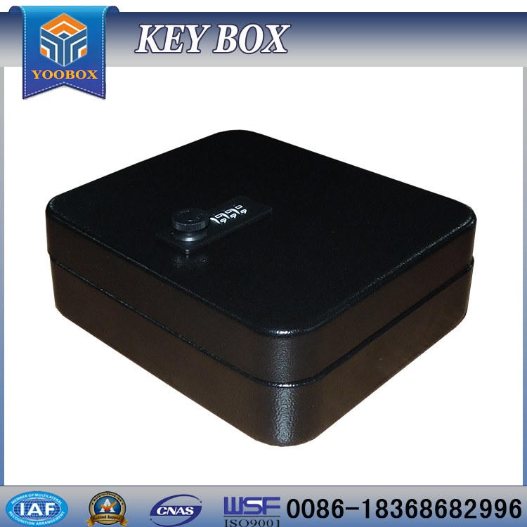 Community Security Combination Lock Key Box For Key Safe with Label
