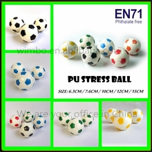 Best promotion gift Anti stress soft PU spong PU ball