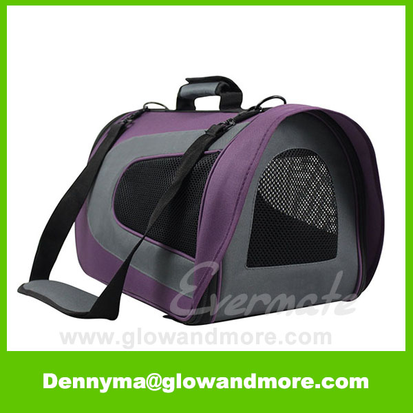 Factory Custom Premium Quality Deluxe Carrier Pet