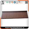 Durable lightweight Curving corrugated Glazed roof tile / steel roofing sheets for house