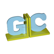 ABC MDF Wooden Bookends