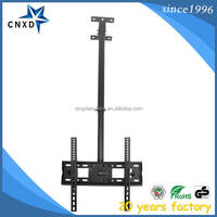 Flip Down TV Ceiling Mount For 22 to 42 inch LCD LED Plasma TVs