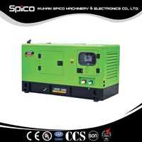 Reliable supplier Spico soundproof 10 kw diesel oem generator