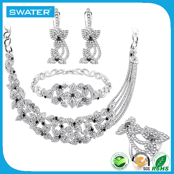 New Technology 2016 Uncut Diamond Necklace Sets
